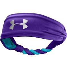 Under Armour Women's Twisted Headband - Dick's Sporting Goods. These are the best!! No slipping with these!!