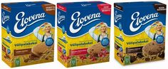elovena - Google Search Snack Recipes, Snacks, Frosted Flakes, Pop Tarts, Cereal, Breakfast, Google Search, Food, Snack Mix Recipes