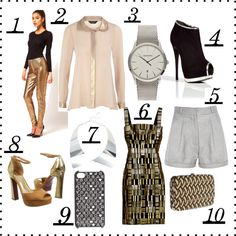 tuesday trends – metallics | STYLE ME GRASIE gold silver how to wear it