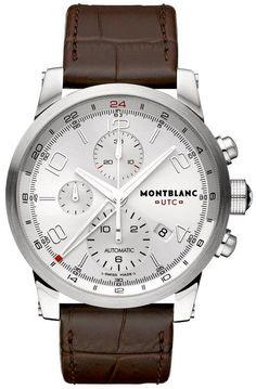 MontBlanc Timewalker Chronograph 107065