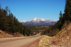 Ruidoso, New Mexico. I love this part of the country
