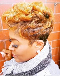 This short cut is so stylish!