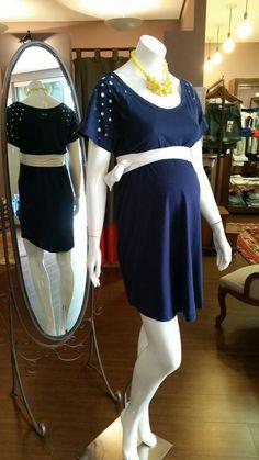 Vestido bolinhas em recortes = cool look alto verão '15