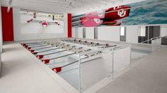 Photo Gallery: OU Rowing Training Center - Oklahoma Sooners