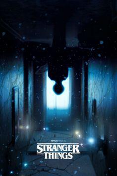 Stranger Things - Obviamente o Demogorgon do Dungeons & Dragons não habita o Plane of Shadows, mas diversas criaturas daquele lugar compartilham de silhueta e habilidades parecidas com a criatura que aterrorizou Hawkins.