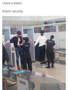 como me gustaría  ser de la seguridad