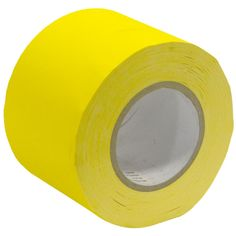 Gaffer's Tape - Yellow - 4 inch