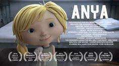 ANYA on Vimeo. La llar dels infants sense llar. Una animació sobre una nena que creix en un orfenat rus.