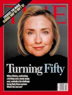 Time - Hillary Rodham Clinton - Oct. 20, 1997