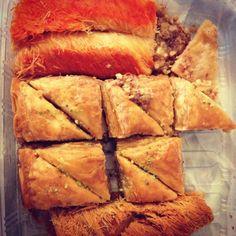 Happy Day #59 – Kebab Crazed: Yummy, I just love Palestinian desserts!