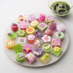 Read about traditional Japanese sweets from different prefectures such as manju, ichigo daifuku and Tokyo B. Japanese Sweets, Japanese Wagashi, Japanese Cake, Japanese Food Art, Cute Japanese, Cute Food, Confectionery, Chocolates, Traditional Japanese