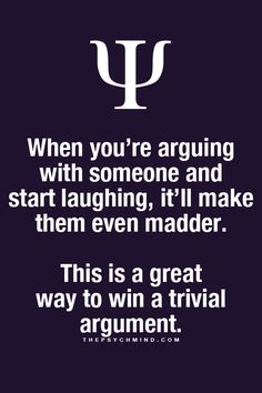 """Laughter & Arguments - However, it's not lead me to """"winning,"""" but rather more trouble!"""