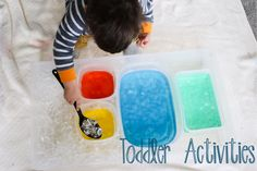 toddler activities, at home toddler activities, sensory activities, at home pre school, keeping your toddler busy