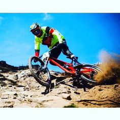 ... sometimes trails are better then roads@sprocket_dh @instagram we're RIDA
