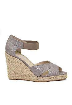 cea17a9858f Adrienne Vittadini Vee Wedge Sandal belk. Lauren Weil · Graduation Shoes · Kelsi  Dagger Mackenna ...