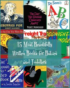 The 15 Most Beautifully Written Books for Babies and Toddlers