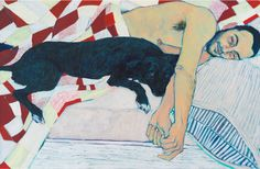 Hope Gangloff - Contemporary Artist - Figurative Painting