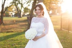 A Sunday Wedding at The Surf Club on the Sound in New Rochelle by Jessica Haley Photography || Caroling Castigliano Wedding Dress