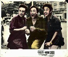 Ashok Kumar, Kishore Kumar, Indian Music, Vintage Bollywood, Music Film, Old World Charm, Cinema, Actors, Retro