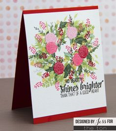 Our Mini Wild Florals comes with 5 pairs of mini florals (solid and outline form) and a diverse selection of foliage! 4x6 inches 35 stamps Made of photopolymer