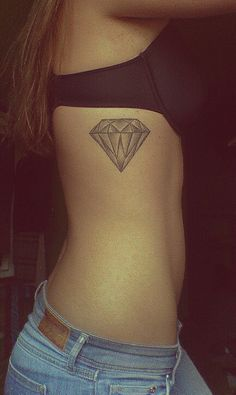#diamant #tattoo #loveit