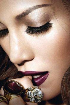 Maquillaje para tu boda inspirado en las famosas.