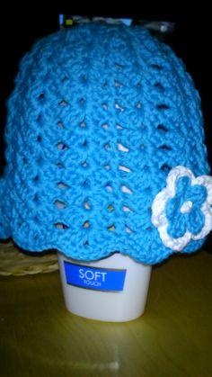 czapka dla Oliwki