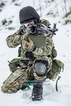 FSB Machinegunner