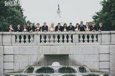 The St. Regis Hotel DC wedding