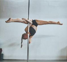 Pole Fitness Moves, Pole Dance Moves, Pole Dancing Fitness, Barre Fitness, Fitness Exercises, Boot Camp Workout, Barre Workout, Pole Classes, Pole Dance Wear