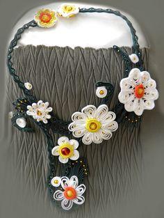 deviantART: More Like soutache handmaid jewelry by ~caricatalia