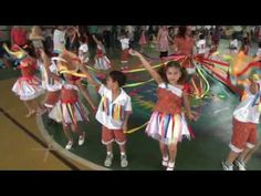 Arraiá 2013 Dança da Fita Infantil II Profª Luzia - YouTube Chinese New Year Activities, New Years Activities, Musicals, Lily, Youtube, Toddler Dance, Dance Choreography, Dance Videos, Cooperative Games