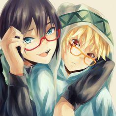 #Noragami <3 Yato e Yukine