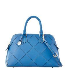 Dooney & Bourke: Montebono Zip Zip Satchel. Great design - FAB color!