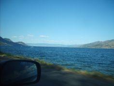 Okanagan Lake!