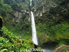 Waterfall Chindama, Guapiles, Limón