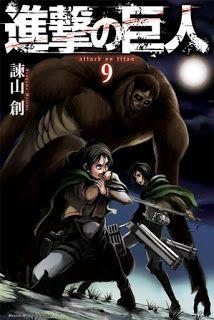 Mangá Download - Shingeki No Kyojin Project