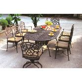 Found it at Wayfair - Catalina Dining Table