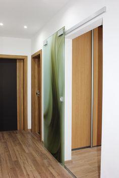 Sklenené dvere GG-123