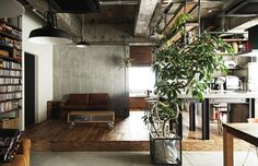 Nagoya Apartment Renovation by Eight Design - DECOmyplace - Home decorating ideas, Interior styling