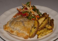Tuna Empanada from tastyshoestring.com
