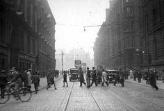 Portland Street as it was