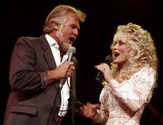 Kenny Rogers & Dolly Parton - You Can't Make Old Friends - Sound Check Entertainment