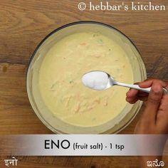 handvo recipe | how to make gujarati handvo recipe | mixed dal handvo Gujarati Cuisine, Gujarati Recipes, Indian Food Recipes, Ethnic Recipes, Yogurt Curry, Recipe Mix, Batata Vada, Dhokla Recipe, Vegetable Cake