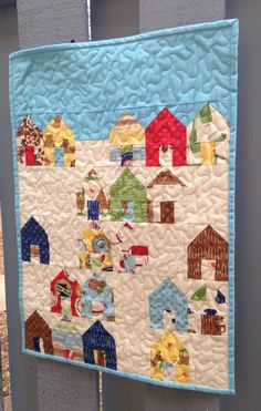 Quilted Wall Hanging Milk Cow Kitchen by Mary by SeasideStitchin