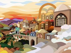 Peace over Jerusalem