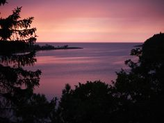 Djupviken - a wild anchorage in northern Åland Family Roots, Finland, Denmark, Norway, Sailing, Journey, Sunset, Outdoor, Sunsets