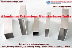 Aluminum Extrusions Manufacturer India understands the importance of aluminum extrusion. The workers and experts are well aware of the process and they bring out the best final products. One can use these products in a particular industry without any problems