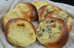 Russian Creamcheese Vatrushka Buns   Recipe