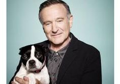 8 Photos of Robin Williams with Animals  - A soul that will surely be missed on earth but I'm sure the angels are singing his praise.
